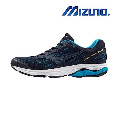 MIZUNO 美津濃 WAVE RIDER 22 男慢跑鞋 J1GC183270