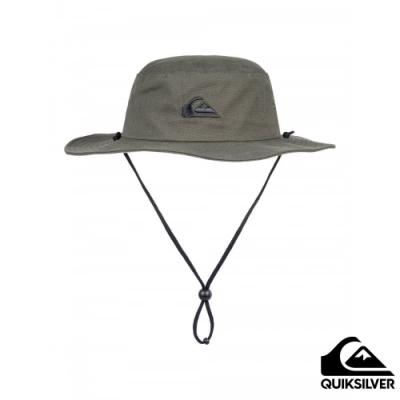 【QUIKSILVER】Bushmaster 帽子 綠色