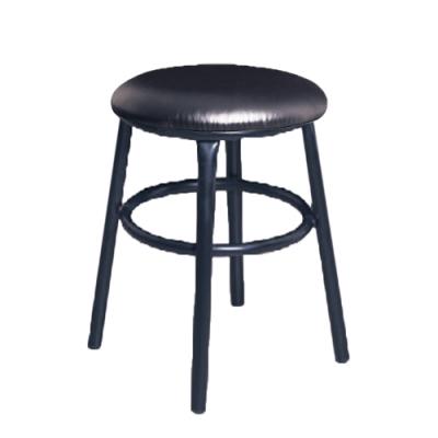 H&D 麥當黑皮椅