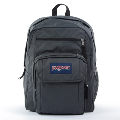 JanSport -DIGITAL STUDENT 系列後背包 -灰色