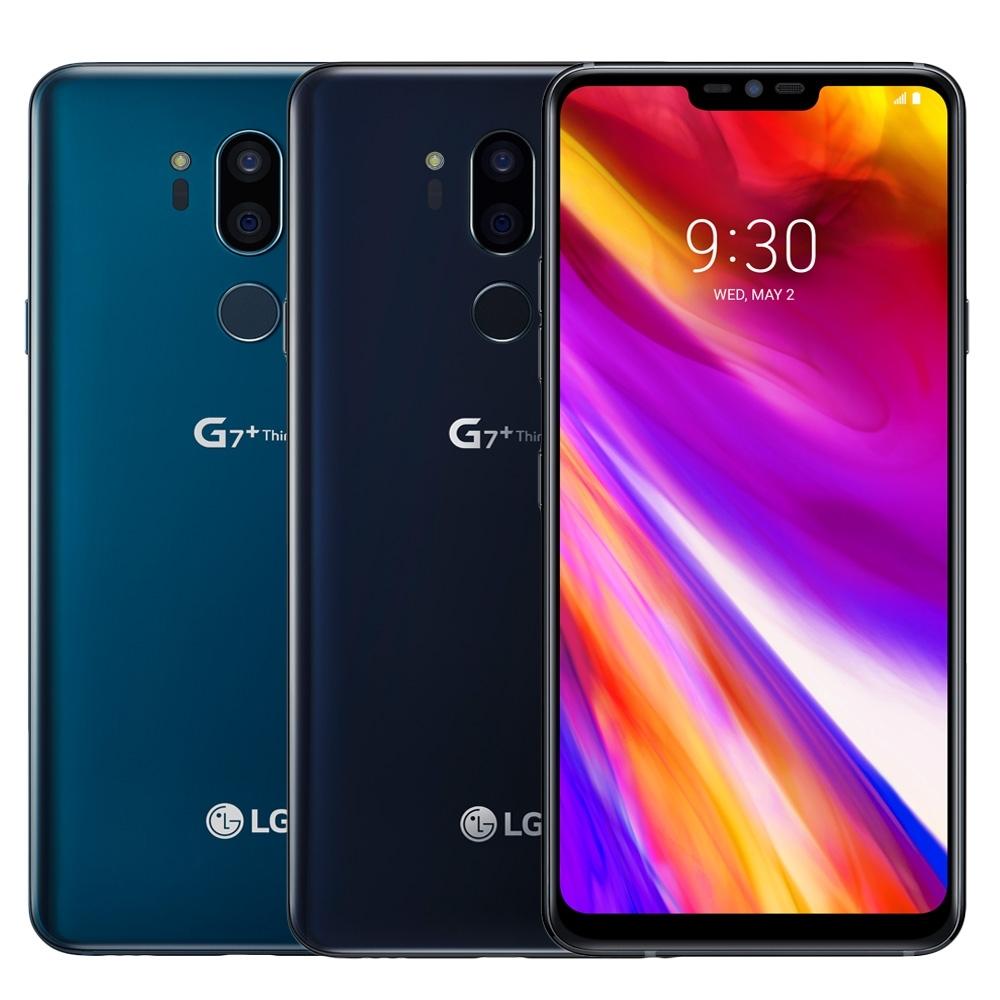 【福利品】LG G7+ ThinQ (6G/128G) 6.1吋全視野螢幕智慧型手機