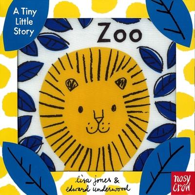 A Tiny Little Story:Zoo 小小布書:動物園篇