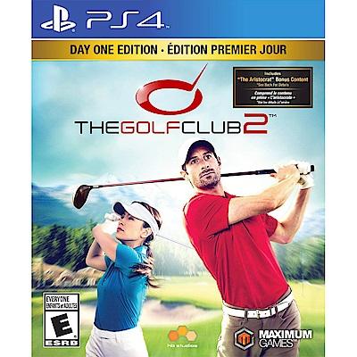 高爾夫俱樂部 2 首日版 The Golf Club 2-PS4 英文美版