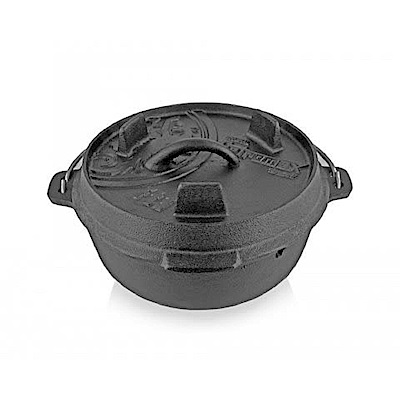 Petromax FT3-T Dutch Oven 鑄鐵荷蘭鍋8吋(平底)