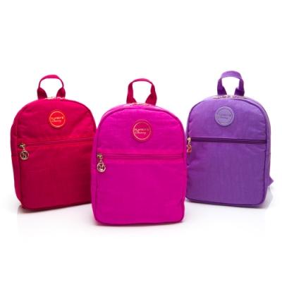 PLAYBOY - 後背包 輕亮夏日系列 -紅/桃紅/紫