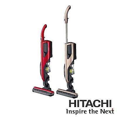 HITACHI日立 直立/手持兩用式 無線充電吸塵器 PVSJ700T