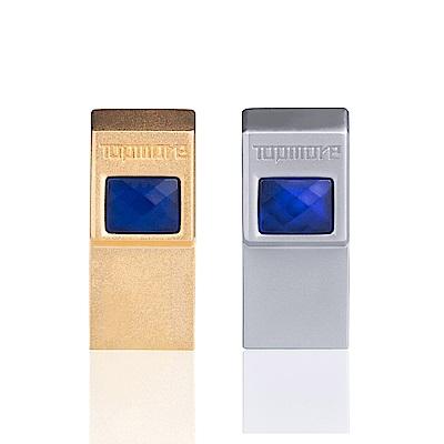 達墨TOPMORE ZL鋅合金炫光隨身碟 128GB USB3.0