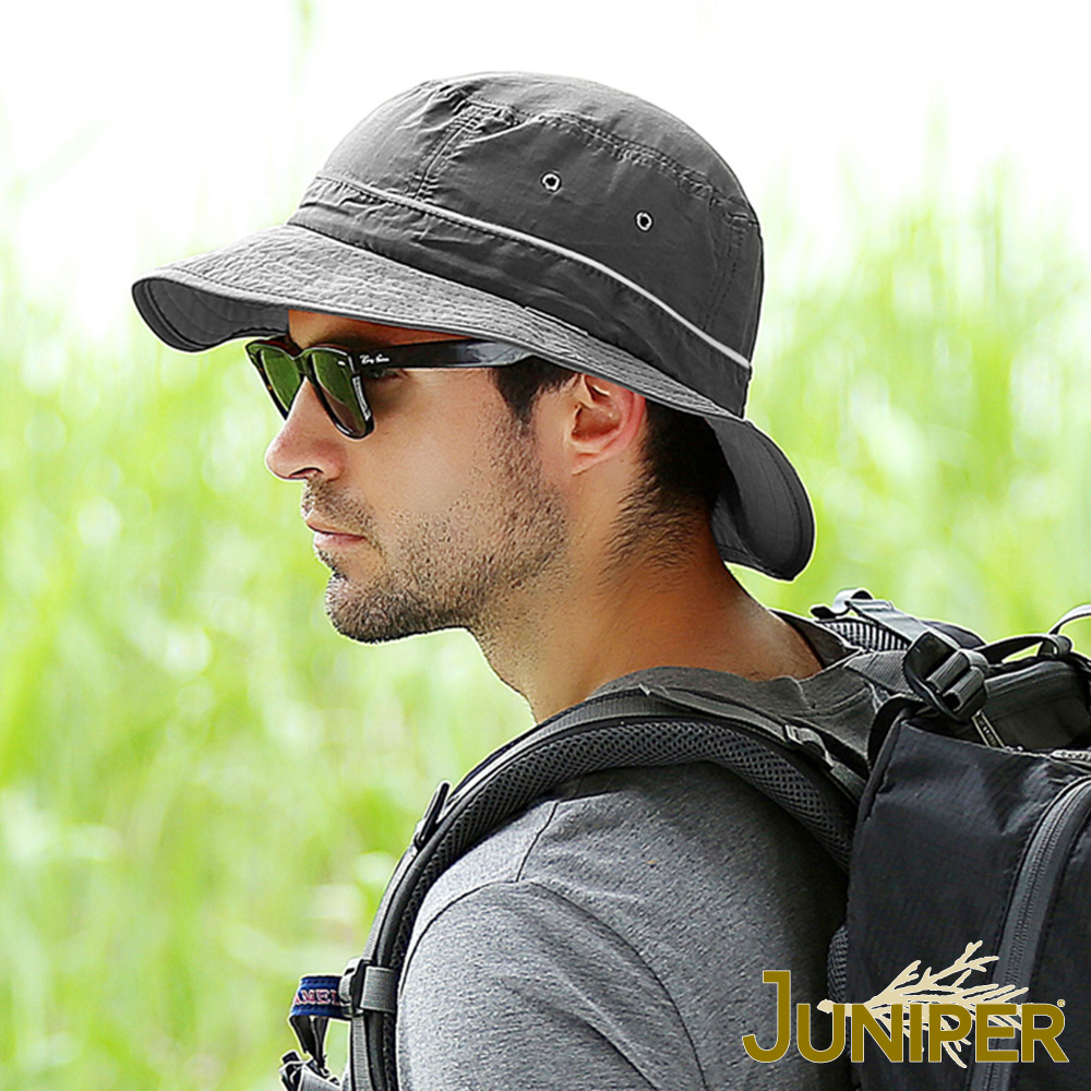 JUNIPER 戶外抗UV防潑水超大頭圍尺寸休閒遮陽帽 product image 1