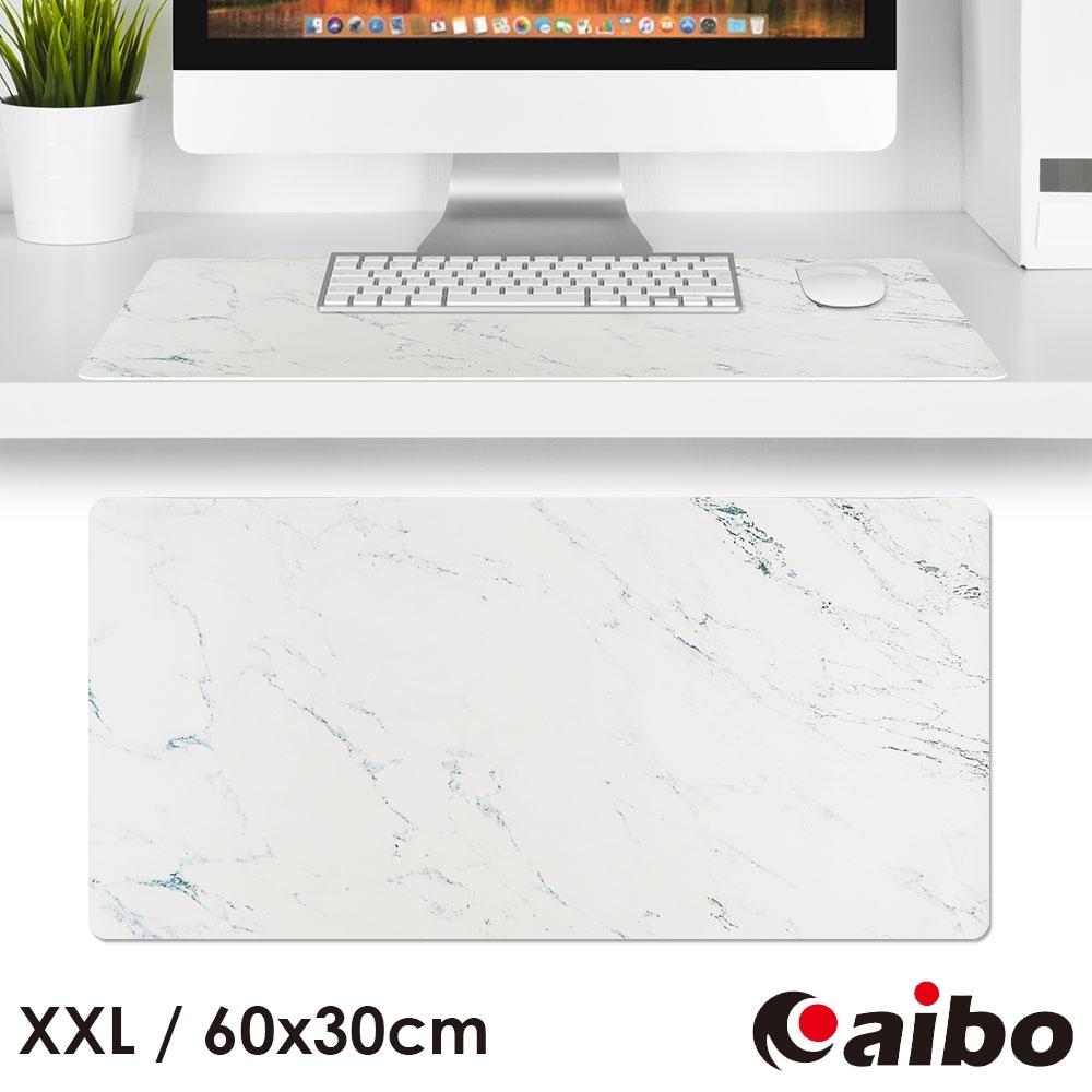 北歐風 超纖防滑可擦洗 皮革滑鼠墊(60x30cm) product image 1