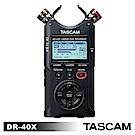 【日本TASCAM】攜帶型線性PCM錄音機 DR-40X