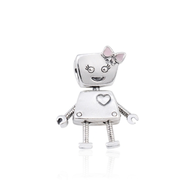 Pandora 潘朵拉 魅力Bella Bot  垂墜純銀墜飾