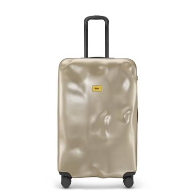 【Crash Baggage】Icon拉鍊款29吋炫金防撞行李箱