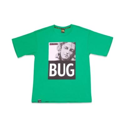 UDOU 崩壞羅馬!BUG短袖T恤(綠)