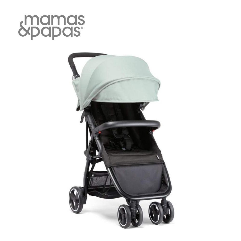 Mamas&Papas Acro 輕量秒收 可登機 嬰兒手推車 6m+(冰河灰)