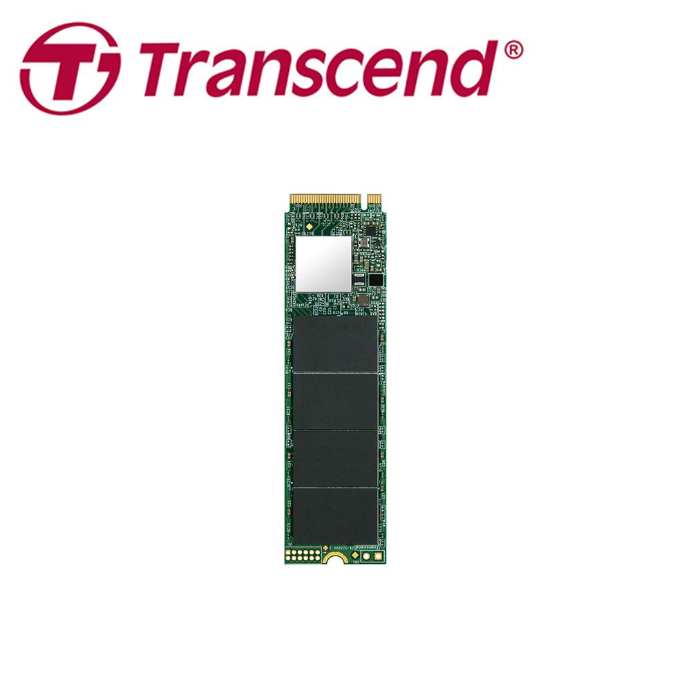 創見MTE-110S 128GB M.2 2280 PCIe SSD 固態硬碟