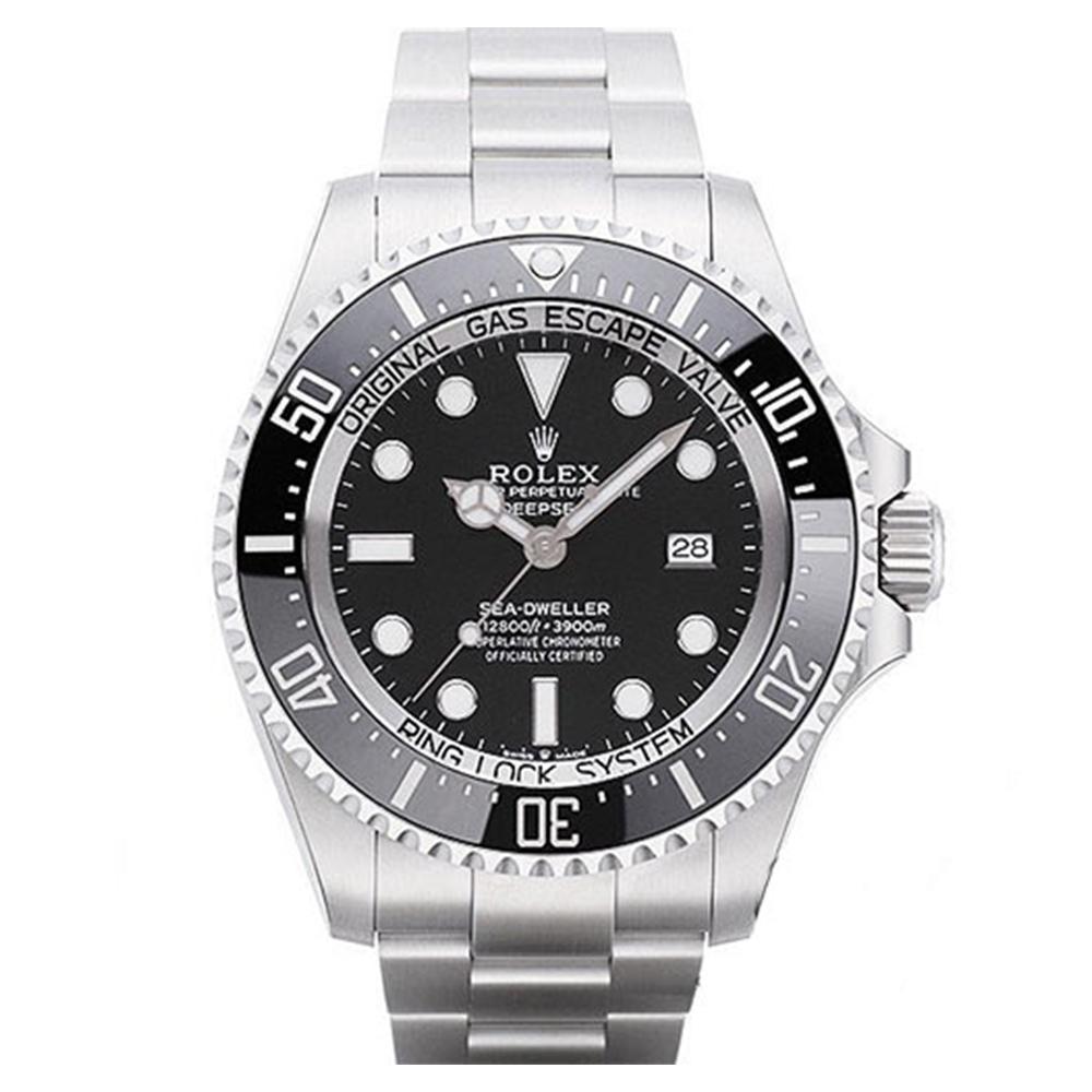 ROLEX 勞力士 126660 Sea-DWELLER 3900M 深海海使款x44mm