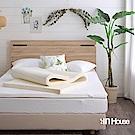IN HOUSE-高密度100%天然乳膠床墊 (5公分/180x186cm)