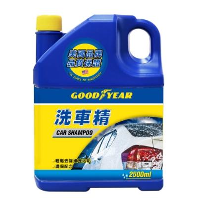 固特異 洗車精 2.5L-急速配
