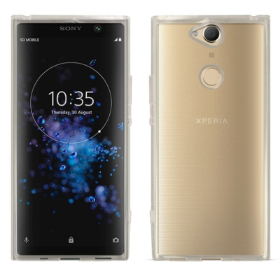 Metal-Slim Sony Xperia XA2 Plus 時尚超薄TPU透明軟殼