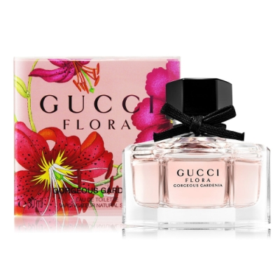 GUCCI 華麗梔子花女性淡香水 Gorgeous Gardenia 30ml  EDT-花園香氛系列-公司貨