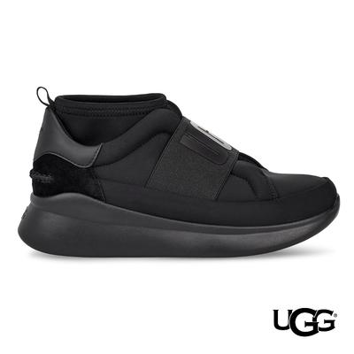 UGG女士 Neutra 繃帶Logo休閒運動鞋