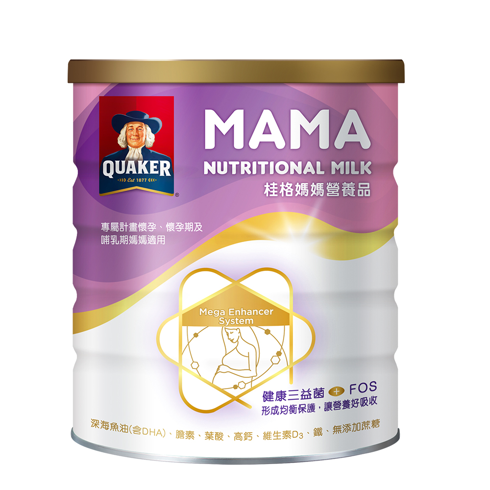 桂格 媽媽營養品(850g)
