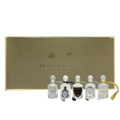PENHALIGON S 潘海利根 紳士系列香水禮盒 5ml x 5入