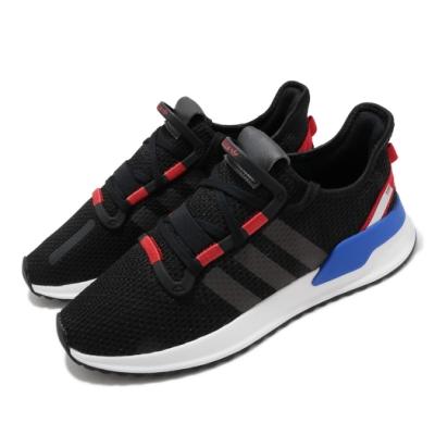 adidas 休閒鞋 U Path Run 襪套式 男女鞋 愛迪達 運動休閒 球鞋穿搭 情侶鞋 黑 白 FY2418