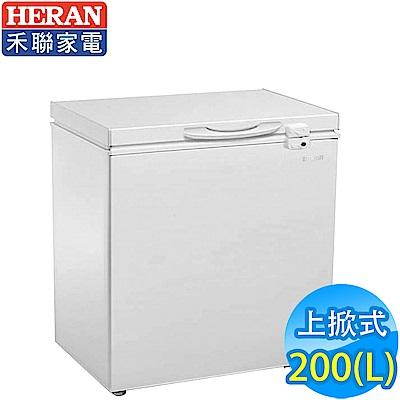 福利品 HERAN禾聯 200L 上掀式冷凍櫃 HFZ-2062
