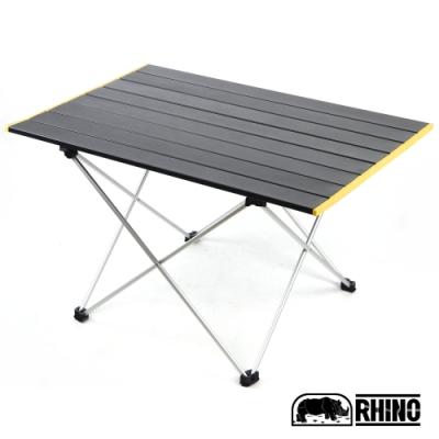 犀牛RHINO 超輕鋁合金露營摺疊桌-特大版 (野餐桌)