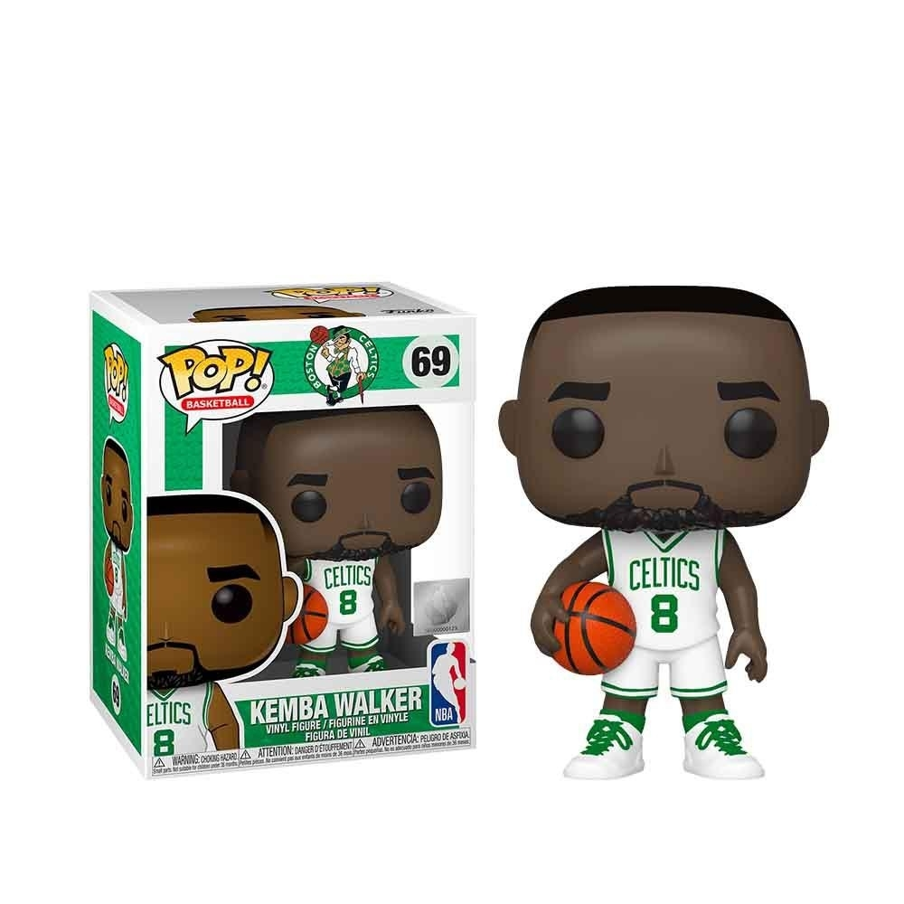 Funko POP NBA 大頭公仔 塞爾提克 Kemba Walker