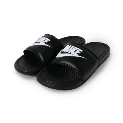 NIKE 涼拖鞋 運動 排水 防水 休閒 輕量 男鞋 黑 343880090 Benassi JDI