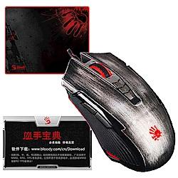 A4雙飛燕 Bloody P93 閃電俠5K全彩RGB電競滑鼠