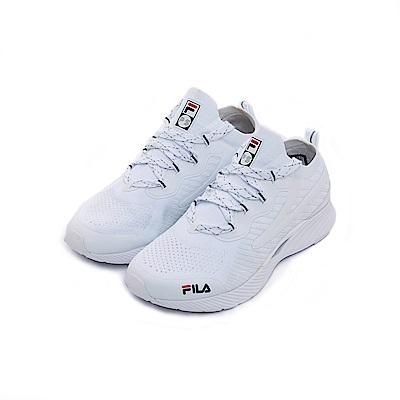 FILA RGB FLEX 中性慢跑鞋-白 4-J531T-125