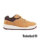Timberland 男款小麥黃透氣避震運動淺口鞋