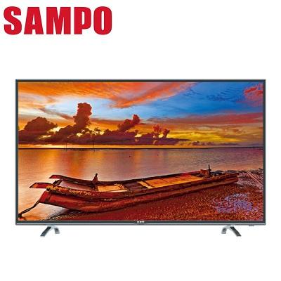 福利品 SAMPO聲寶43吋 液晶顯示器+視訊盒 EM-43AT17D
