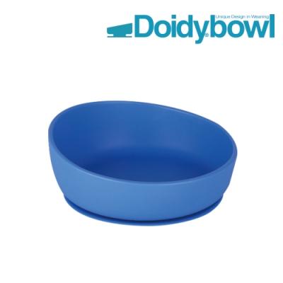 【英國Doidy cup】彩虹學習碗-英國藍(食品級矽膠 吸盤底座)