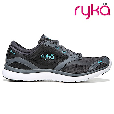 ryka CARRARA 女慢跑休閒鞋 黑灰 RKE3810M2002