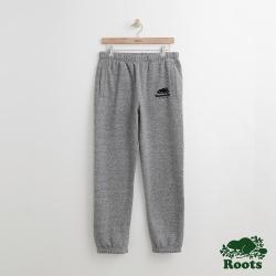 男裝Roots-溫哥華棉質長褲-灰色