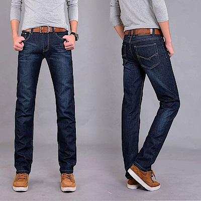 【Incare】加倍保暖加絨顯瘦牛仔褲(大尺碼/3款可選)