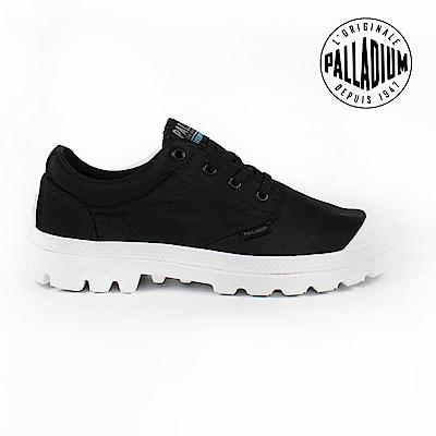 PALLADIUM PAMPA OXPUDDLE LT+WP輕量防水靴-中性-黑/白