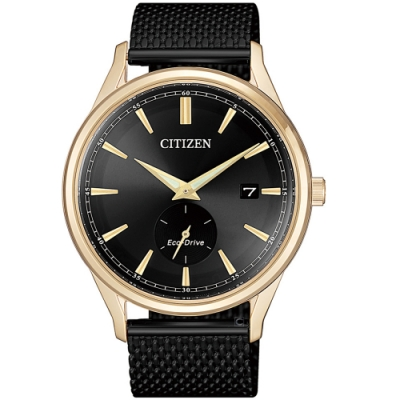 CITIZEN星辰時尚風範光動能手錶(BV1116-80E)