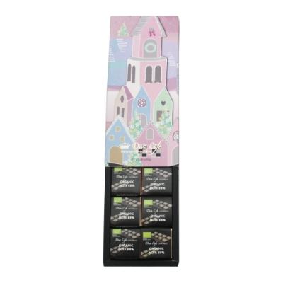 Diva Life 粉紅聖誕 巧克力片10入禮盒