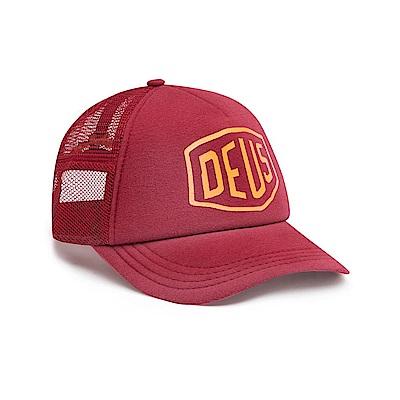 Deus Ex Machina 盾牌Logo卡車帽