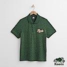 Roots 男裝-米拉米契短袖POLO衫-綠色