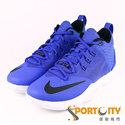 NIKE AMBASSADOR IX 男籃球鞋 852413410 藍