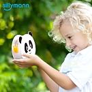 【韓國sillymann】 100%鉑金矽膠小熊貓兒童包包