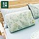 【居家辦公 好物嚴選-生活工場】沐夏森林涼感低反彈枕-綠 product thumbnail 1