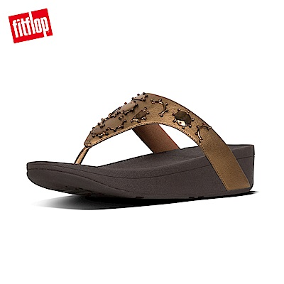 FitFlop CRESCENT-銅色