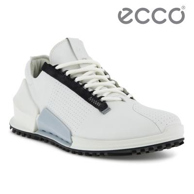 ECCO BIOM 2.0 W 皮革透氣極速運動鞋 女鞋 白色